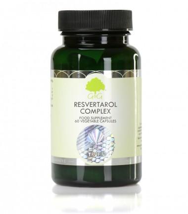 Resveratrol kompleks, 60 kapsula