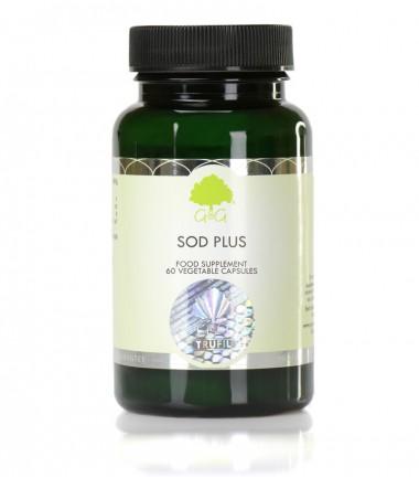 SOD plus (Superoksid dismutaza), 60 kapsula