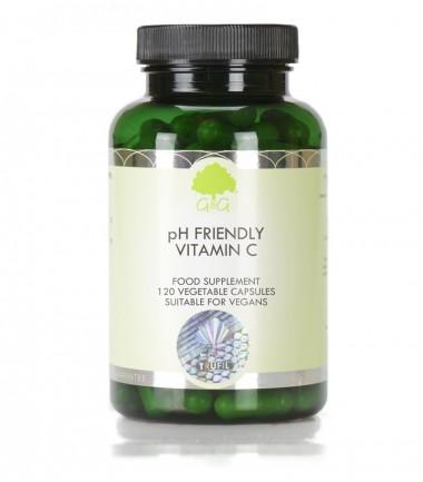 pH pogodan Vitamin C, 120 kapsula