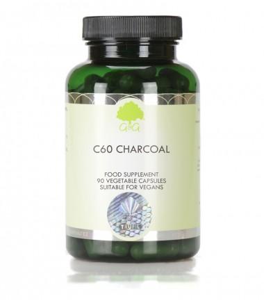 C60 Aktivni ugljen, 90 kapsula