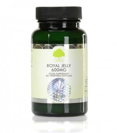 Matična mlječ (Royal Jelly), 600 mg, 60 kapsula