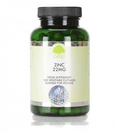 Cink (pikolinat), 22 mg, 120 kapsula