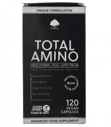 Total Amino kompleks, 120 kapsula